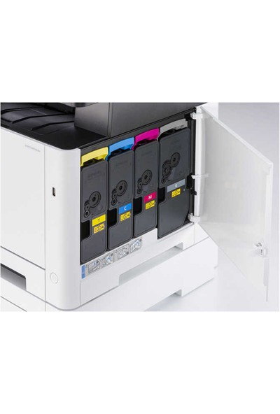 Kyocera Ecosys M5526CDW A4 Renkli Kablosuz Network Çok Fonksiyonlu Lazer Yazıcı