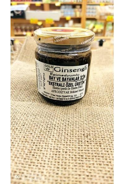 Siirt Doğal Gıda Vıp Gold Ekstra Epimedyumlu Ginsengli 20 Bitki Özlü Karışım 240 gr Siirt Doğal Gıda