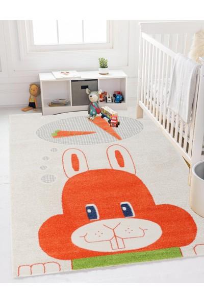 Queen Home Concept 3011 3D Çocuk Oyun Halısı 133X190
