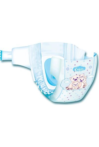 Önlem Bebek Bezi Aylık Paket 2 Beden Mini 168 Adet (3-6 Kg)