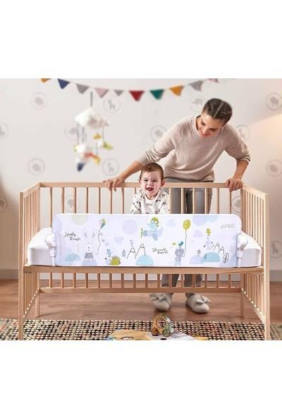 Jusso Animals Katlanabilir Bebek Yatak Bariyeri 120 cm