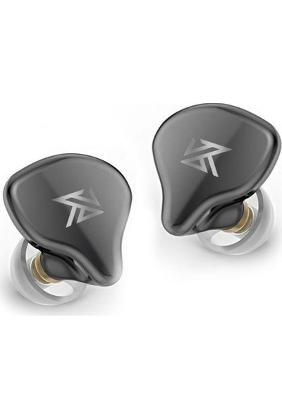 Kz S1 1dd+1ba Hybrid Tws Bluetooth 5.0 Kulaklık Gri