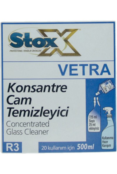 Stox Vetra R3 500ML