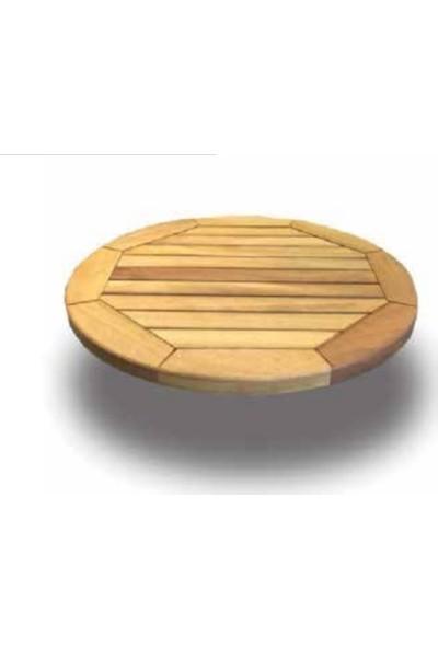 Sealux Ahşap Masa Tablası 60 cm