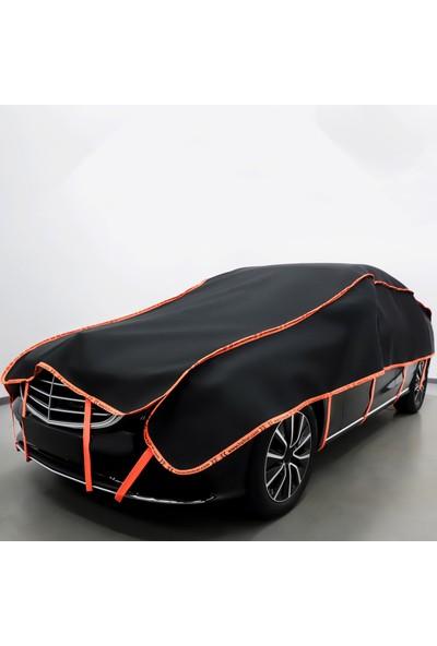 Cimrikese Dolu Koruyucu - Dış Etken Koruyucu Hullcar Araç Brandası