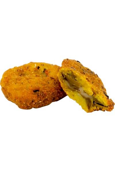 Chefline Çıtır Jalapeno Halkalar 1 kg