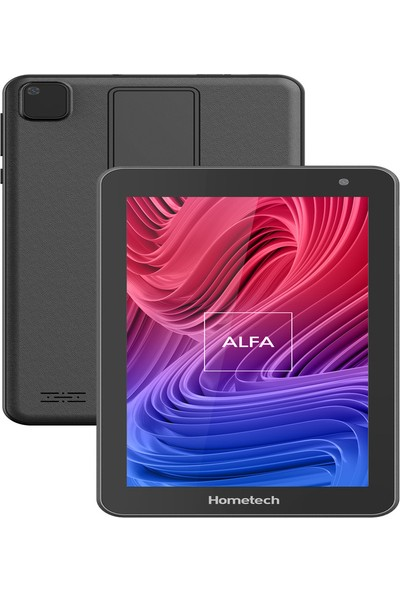 "Hometech Alfa 7MRC 32GB 7"" Tablet Siyah"