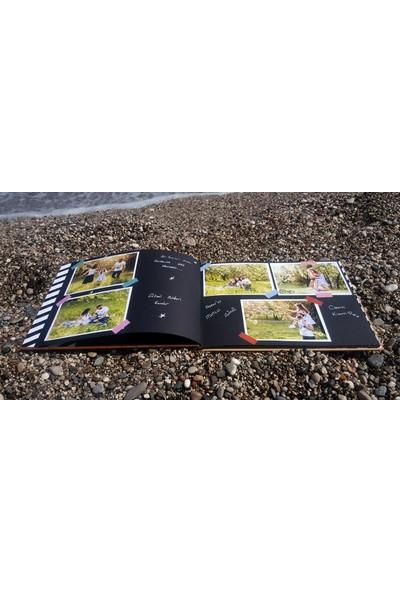 Naturel Anı Kitabı - Anı Defteri - Fotoğraf Albümü