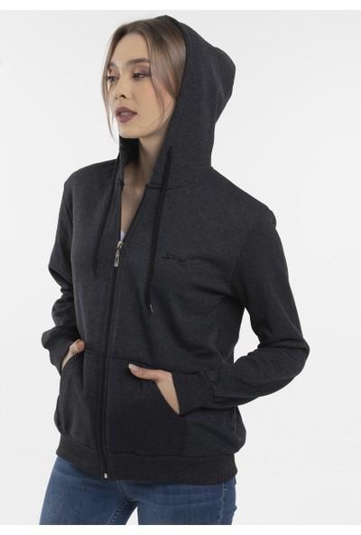 Slazenger Santo Kadın Sweatshirt