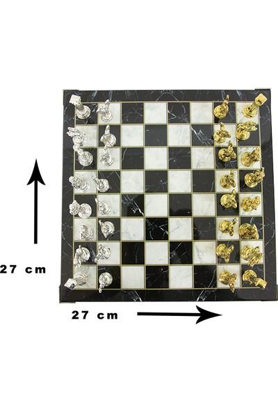 Fixman Mermer Tabla Santraç Seti 27 * 27 cm