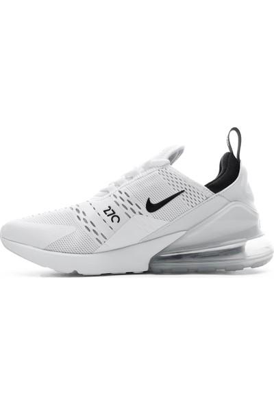 Nike Air Max 270 Kadın (Unisex) Spor Ayakkabı AH6789 Beyaz 36