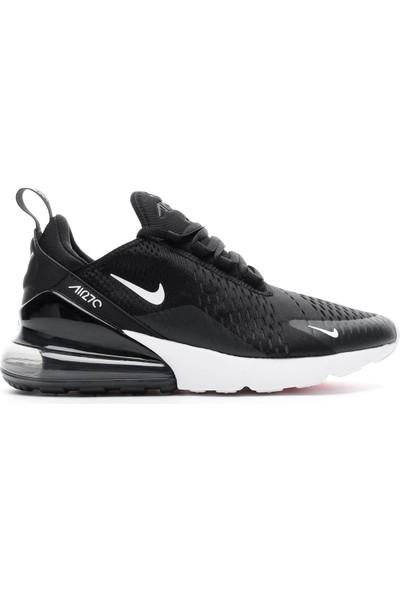 Nike Air Max 270 Kadın (Unisex) Spor Ayakkabı AH6789 Siyah 37