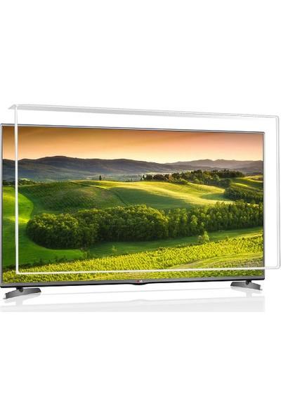 Nunamax Nano3mm LG 42LB620V - Kırılmaz TV Ekran Koruyucu
