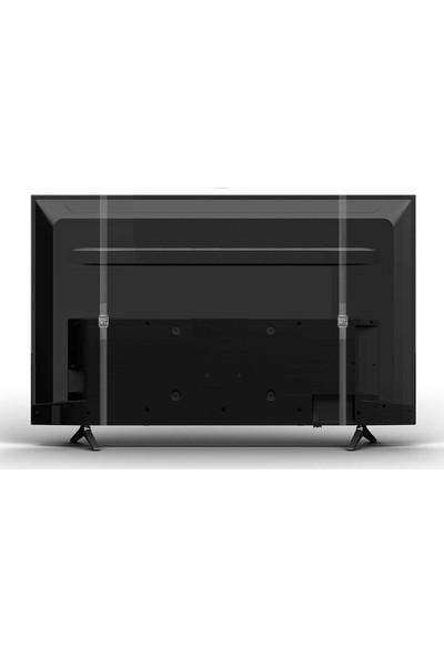 Nunamax Nano3mm VESTEL 49UA8900 - Kırılmaz TV Ekran Koruyucu