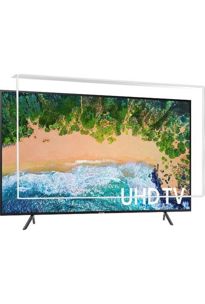 Nunamax Nano3mm SAMSUNG 50RU7400 - Kırılmaz TV Ekran Koruyucu