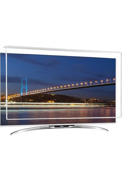 Nunamax Nano3mm VESTEL 55PF9090 - Kırılmaz TV Ekran Koruyucu