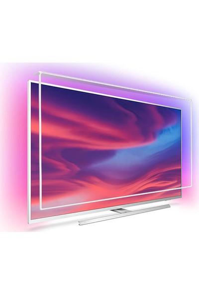 Nunamax Nano3mm PHİLİPS 58PUS7304 - Kırılmaz TV Ekran Koruyucu