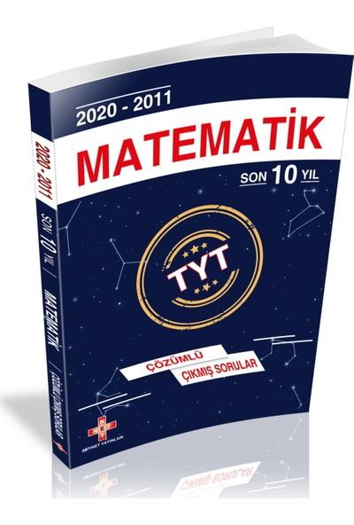 Artınet TYT Matematik Son 10 Yıl 2011-2020 Çıkmış Sorular