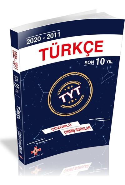 Artınet TYT Türkçe Son 10 Yıl 2011-2020 Çıkmış Sorular