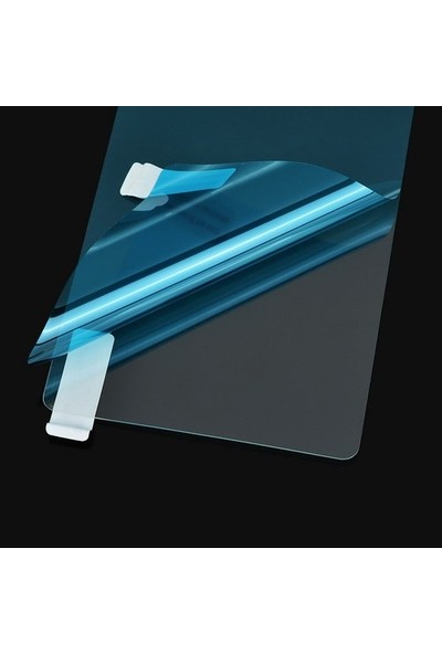 "Essleena Plus Samsung Galaxy Tab S6 Lite SM-P610 10.4"" 330 Derece Bükülebilen Kırılmaz Cam Nano"