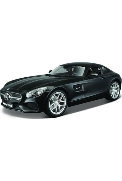 Maisto 1:18 Mercedes-Amg Gt Model Araba Siyah