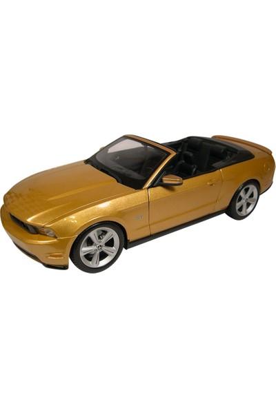 Maisto 2010 Ford Mustang Gt Convertible 1:18 Model Araba Bal Köpü