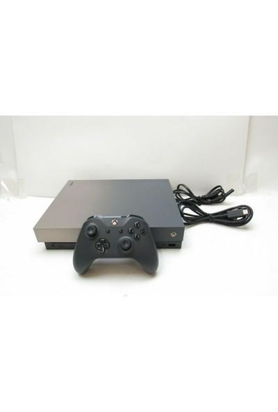 Microsoft Xbox One X 1 TB Gold Rush Special Edition Console Teşhir Ürünü