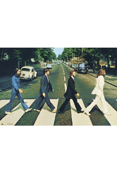 The Beatles Abey Road Maxi Poster