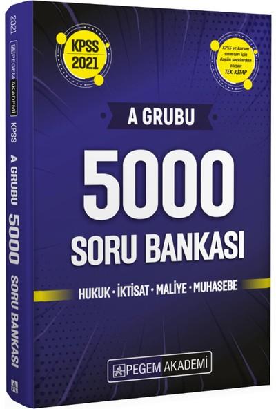 Pegem Akademi KPSS 2021 A Grubu 5000 Soru Bankası