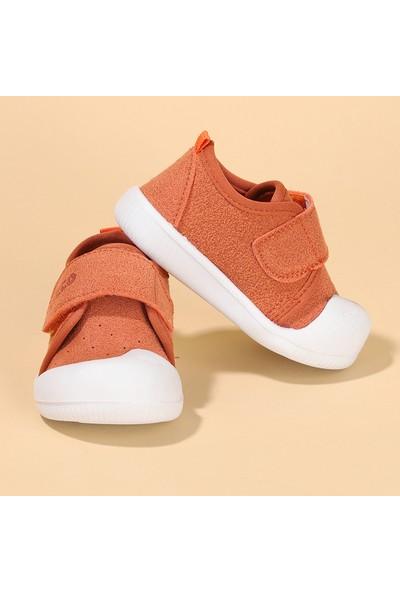 Vicco 950.E19K.224 Anka Kız/Erkek Bebek İlk Adım Ayakkabı