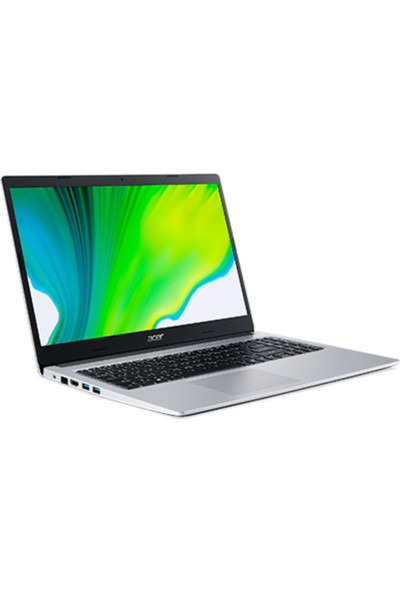 "Acer Aspire A315-23 AMD Athlon 3050U 4GB 256GB SSD Windows 10 Home 15.6"" Taşınabilir Bilgisayar NX.HVUEY.003"