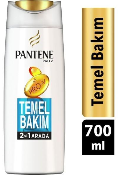 Pantene 2'si 1 Arada Klasik Bakım Şampuan 700 ml
