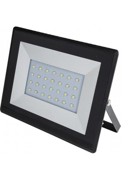 Cata 20W Slim LED Projektör- Beyaz Işık
