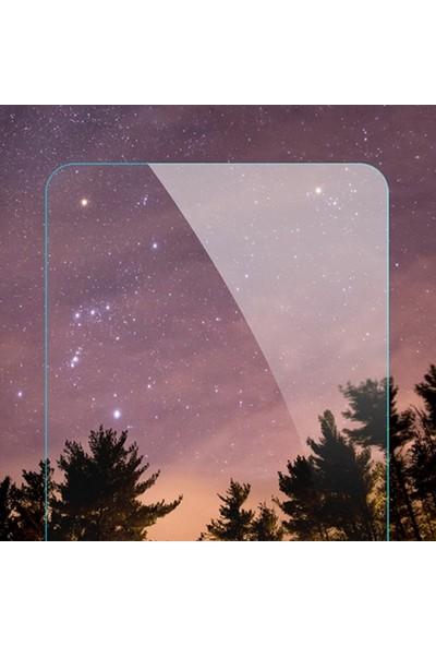 Ally Xiaomi Poco X3 Tempered Cam Ekran Koruyucu AL-33116 Şeffaf