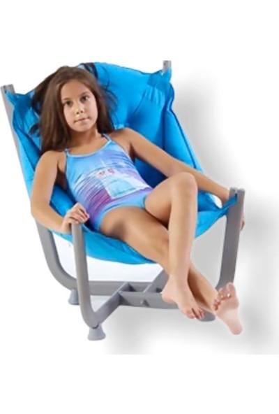 İnter System Blue Baby Sun & Beach Çocuk Koltuğu