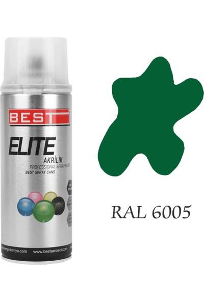 Sprey Boya 400 Ml. Düz Ral 6005 - Yosun Yeşili