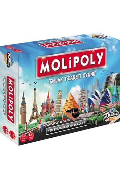 Moli Toys Molipoly Emlak Ticareti Oyunu