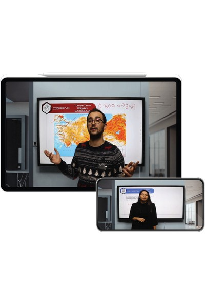 Edutopya 11. Sınıf Sayısal Dersleri Online Eğitim Paketi