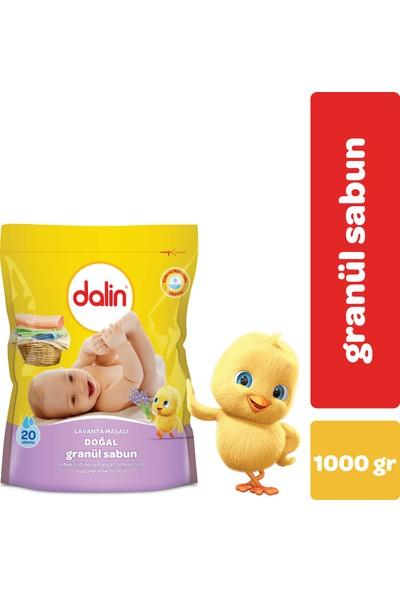 Dalin Doğal Granül Sabun Lavanta Masalı 1000 gr.