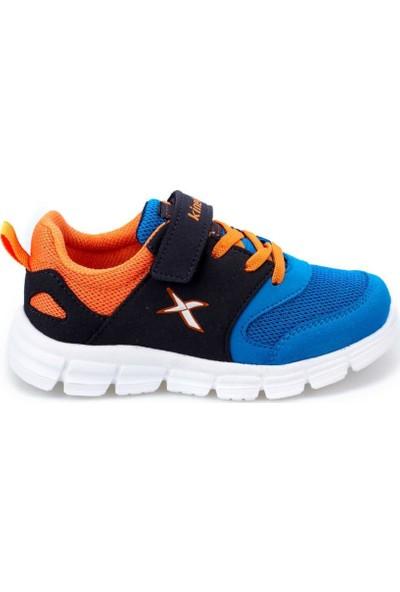 Kinetix Roysı Mavi-Lacivert Erkek Çocuk Günlük Spor Ayakkabı