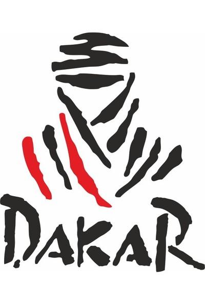 Sticker Fabrikası Dakar Offroad Off Road 4x4 Motor Oto Arazi Sticker 00334
