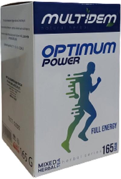 Multidem Optimum Power Herbal Tea (Erkek) 165 gr