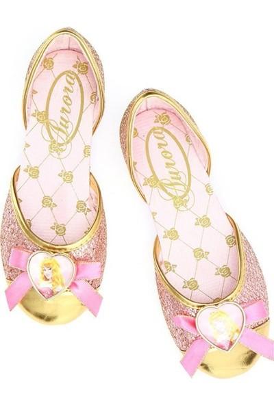Disney A008 - Disney Aurora Kostüm Ayakkabısı - Lisanslı Disney Ürünü