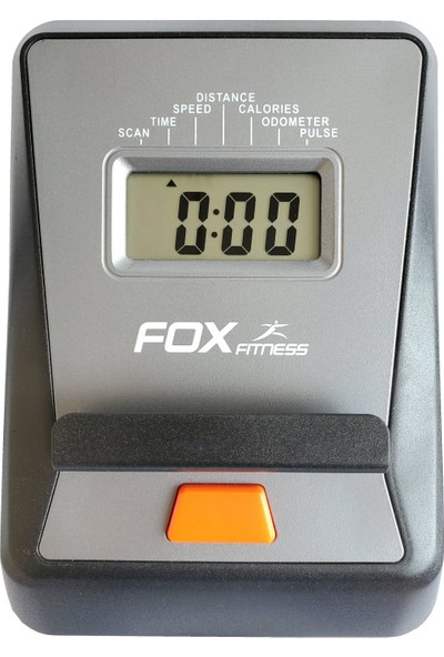 Fox Fitness 980U Nabız Ölçerli Manyetik Kondisyon Bisikleti