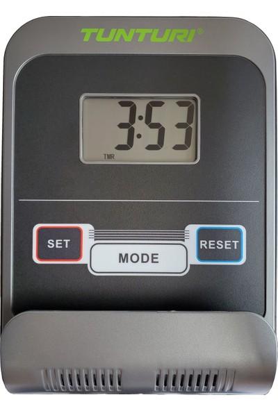 Tunturi El 20 Tablet/telefon Tutacak Özelllikli Manyetik Eliptik Bisiklet