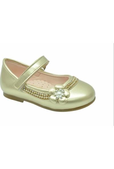Sanbe 309 G 207 21-25 Babet Ayakkabı-Dore
