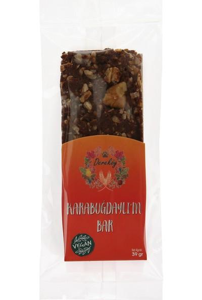 Dereköy Yöresel Ürünler Karabuğdaylı Atıştırmalık Bar 1'li 39 gr