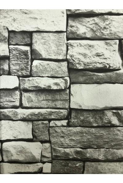 Wall 212 Taş Desen Duvar Kağıdı 5m²