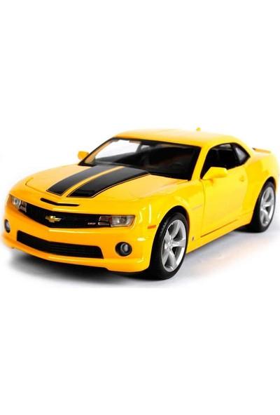 Maisto Chevrolet Camaro Ss-Rs Sarı 1:24 Model Araba