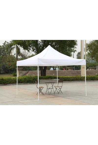 3x3 Katlanabilir Tente Portatif Katlanır Gazebo Çadır Bahçe